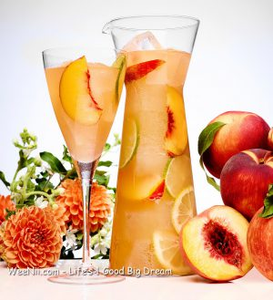 peach-sangria-best-quick-simple-healthy-mix-drink-food-alcoholic-idea